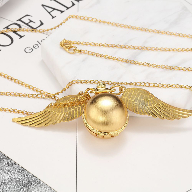Snitch Necklace Watch 3