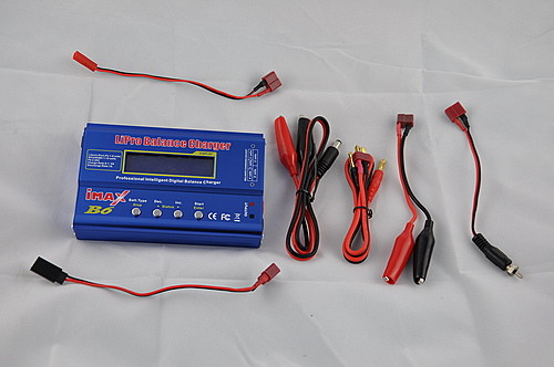 все цены на IMAX B6 LCD Digital  Lipo Battery Balance Charger Multi Charger Free Track Shipping онлайн