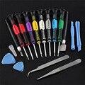 16 in 1 Mobile Phone Repair Tools Screwdrivers Set Kit For iPad4 For iPhone 6 Plus 5 N0208