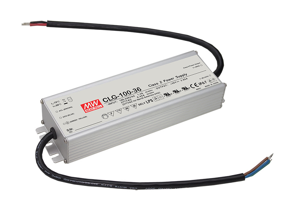 цена на [Cheneng]MEAN WELL original CLG-100-24 24V 4A meanwell CLG-100 24V 96W Single Output LED Switching Power Supply