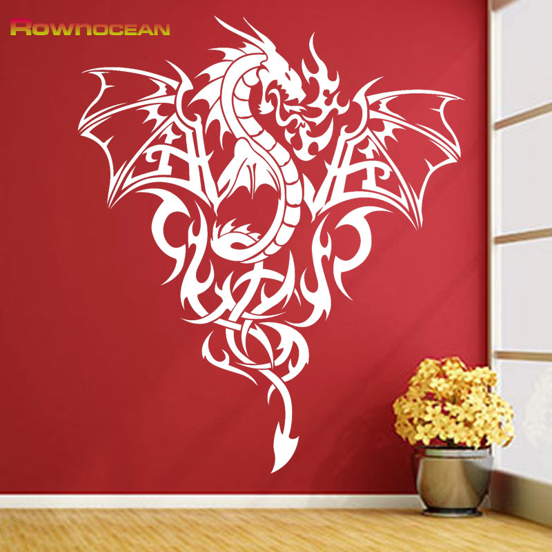 Tattoo Wall Art popular wall art tattoo-buy cheap wall art tattoo lots from china