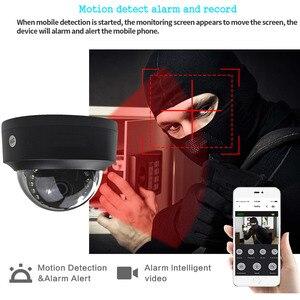 Image 2 - Sony323 caméra de surveillance dôme IP Wifi/1080P, dispositif de sécurité domestique intelligent, CMOS 960P 720P, détection de mouvement, microphone intégré, carte SD et protocole P2P