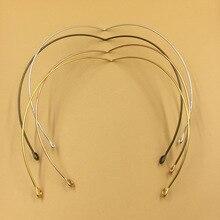 10 шт 130 мм 6 цветов Колье Воротник шейный ремень Ожерелье Установка для женщин Изготовление ювелирных изделий