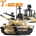 Leweihuan 372 unids militar modelo de tanque de batalla juguetes bloques de construcción para niños diy educación mejores juguetes para niños regalos de navidad