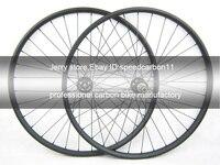 29ER MTB углерода горный велосипед ось колеса 15 мм спереди X12 * 142 мм 30 мм ширина 29 inch через концентратор колеса