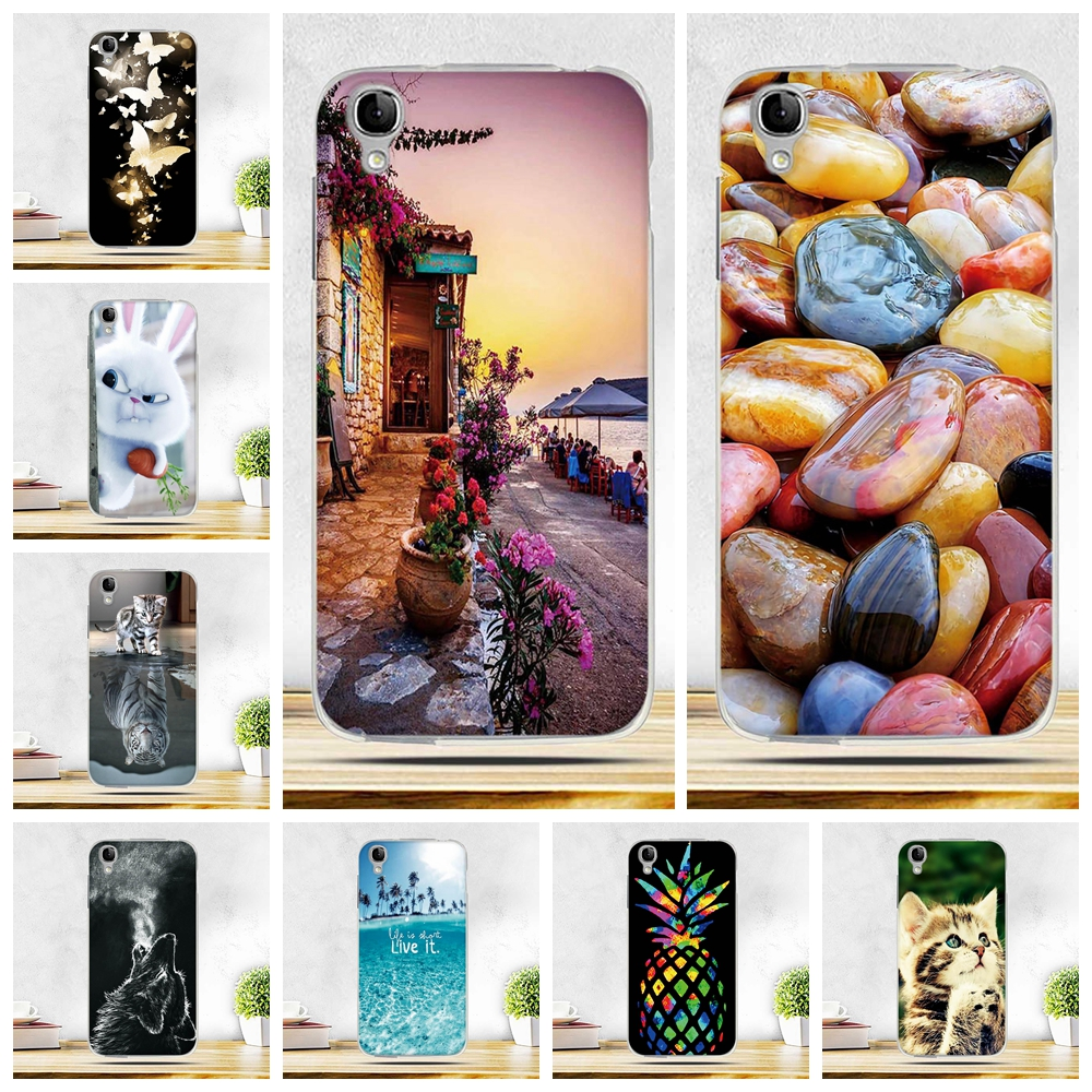 Soft TPU Silicone Case For Alcatel One Touch idol 3 4.7 6039 6039Y 6039A 6039K Cover For Alcatel idol 3 4.7'' Cases OT6039 Bags