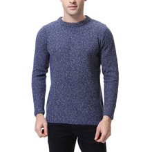Sweater Men's Clothing Autumn And Winter New Casual Multi-color Pullover Round Neck Quality Sweater Men's Sweater M-2XL-Y258