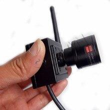 720 P ONVIF 2.8-12 мм Руководство Переменным Фокусным Расстоянием Зум Объектив HD Mini Wi-Fi IP Беспроводная Камера P2P Подключи И Играй Поддержка Android iPhone HI3518E