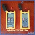 De fibra Óptica Multímetro-70 ~ + $ number dbm BPM-100 Alta Precisión Fuente de Luz Óptica de Mano Medidor de Potencia Óptica + BOU350 1310/1550nm