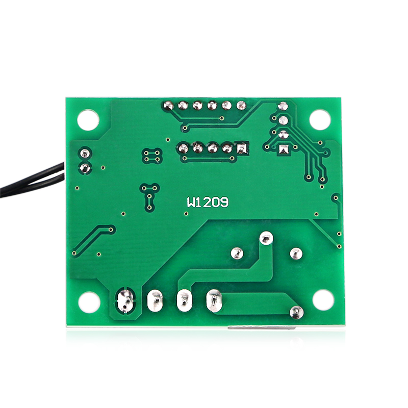W1209 LED Digital Thermostat Temperature Controller Thermometer Control Switch Module DC 12V NTC Sensor Relay Weather Station in Temperature Instruments from Tools