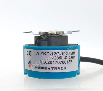 FREE SHIPPING A-ZKD-12G-102.4BM-G05L-C-0.6m Encoder