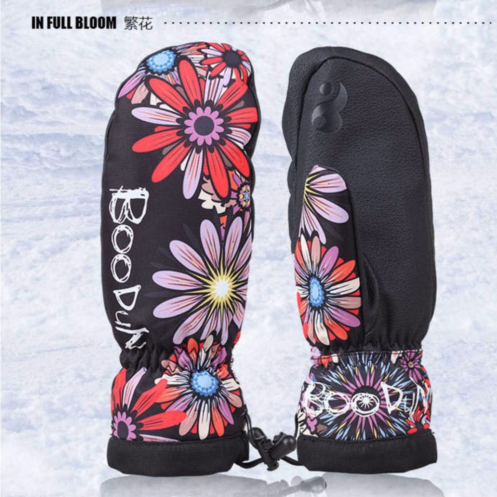 1 Pair Quality Winter thermal Ski font b Gloves b font Waterproof Cool resistant Snowboard font