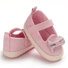 Summer Baby Girl Shoes Child Girl Cotton Sweet Princess Shoe