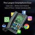 Inteligente LTE WiFi inalámbrico fijo Teléfono de 8 pulgadas SIM 4G teléfono Android 6,0 videophone glob universal video de Control remoto teléfono
