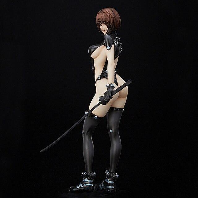 Sexy Girl Figure Anime Gantz Shimohira Reika Sword Ver Action Figure Toy Doll Brinquedos Figurals Collection Model Gift 25CM 5
