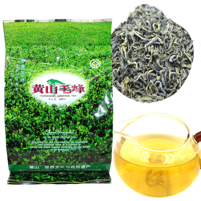 "Pre-Ming Premium AAA ""Huang Shan Mao Feng"" Yellow Mountain Green Tea (250g)"