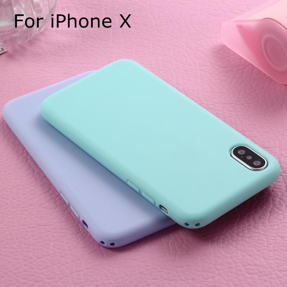 XBXCase Macarons Color TPU Silicone Case για iPhone 11 Pro Max 6 - Ανταλλακτικά και αξεσουάρ κινητών τηλεφώνων - Φωτογραφία 4