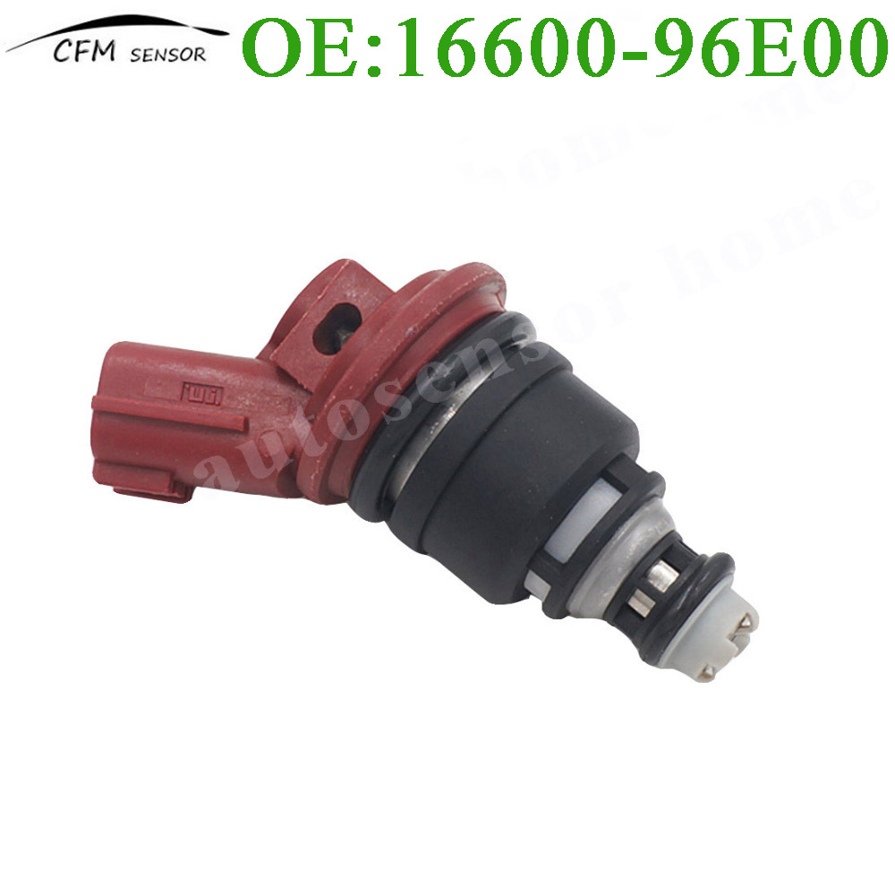 medium resolution of 16600 96e00 new fuel flow injector for nissan 300zx maxima jecs infiniti i30 j30 3 0l