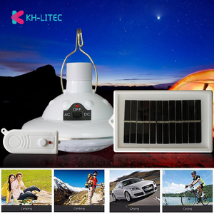 Solar-Powered Torch LED flashl