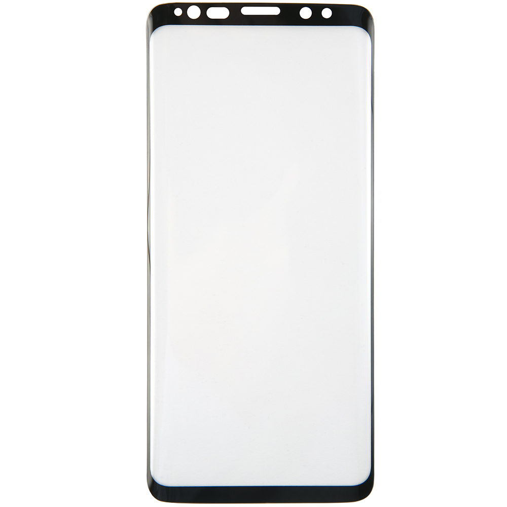 Protective glass Red Line for Samsung Galaxy S8 Full Screen (3D) black black new 7 85 inch regulus 2 itwgn785 tablet touch screen panel digitizer glass sensor replacement free shipping