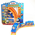 Thomas Train Electric Railway Rail Track Train Thomas And Friends Boy Toy Car Hot Toys for Children Christmas birthday gift m70