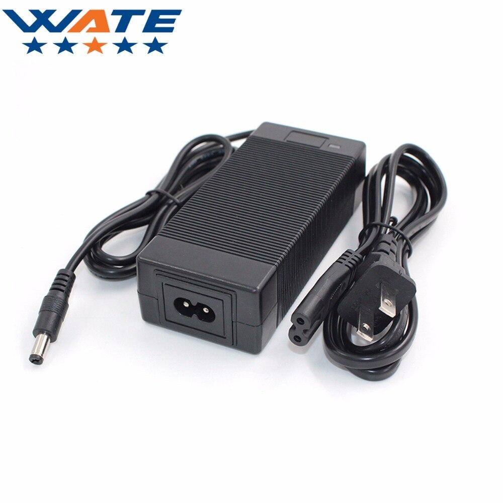 42V 1.5A Charger 10S 36V Li-ion electric bike battery 36V Lithium Battery Charger Input 110-220V Free shipping