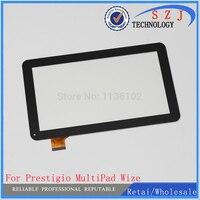 Novo 10.1 polegada Wize Tbalet pc Para Prestigio MultiPad 3021 3011 3031 3G Touch screen painel de Digitador Sensor de Livre grátis