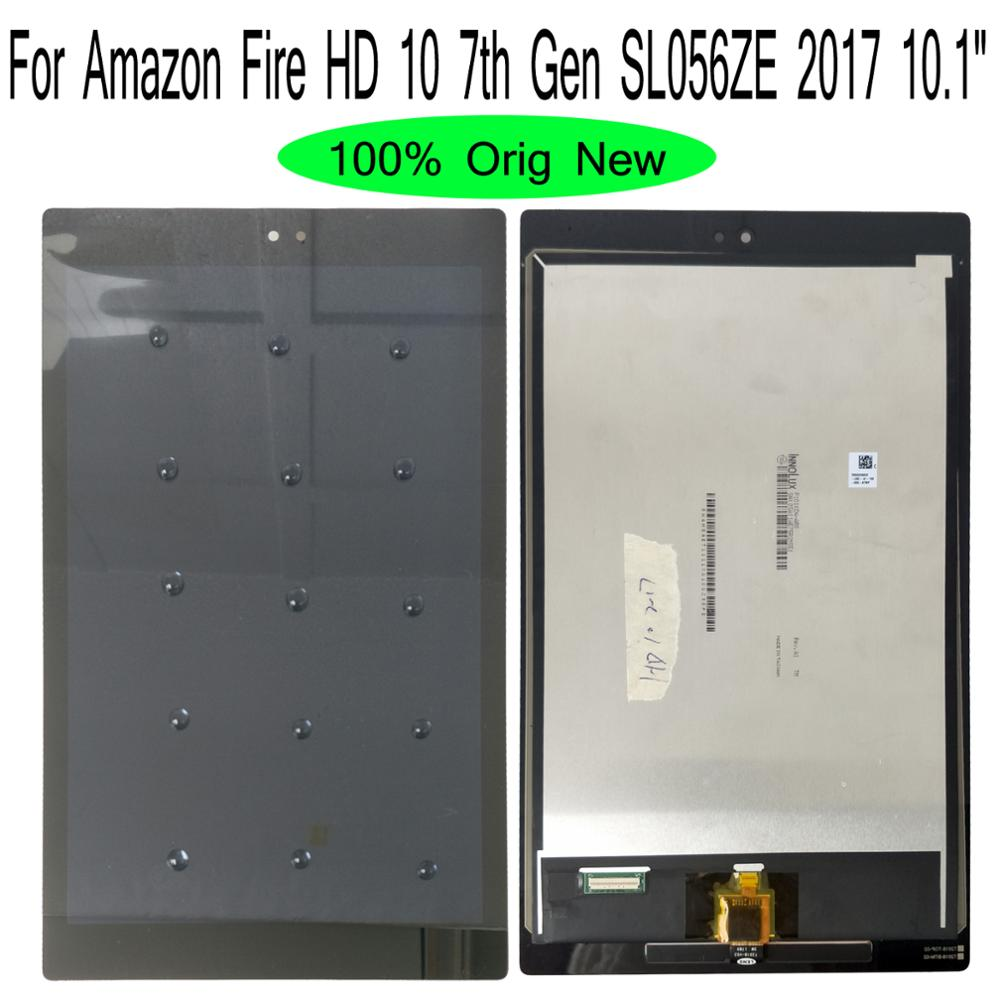 Shyueda For Amazon Fire HD 10 7th Gen SL056ZE 2017 10 1 1920x1200 100 Orig AAA