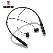 REMAX RB-S6  Neckband Bluetooth Earphone Wireless Stereo Hanging In-ear Headphone for Xiaomi iphone Samsung