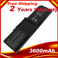 3800mAh 6 ячеек батареи ноутбука для Dell Latitude XT Tablet PC 312-0650 MR369 PU536