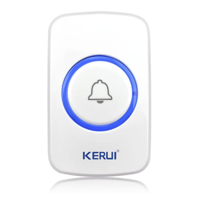 Wireless SOS Button emergency button 433MHz Alarm Accessories For KERUI gsm pstn intelligent  home alarm system