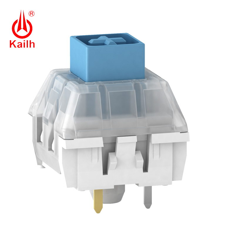 Image 2 - Kailh Mechanical Keyboard BOX heavy dark yellow/blue/orange Switch, Waterproof and dustproof Switches, 80 million Cycles Life-in Replacement Parts & Accessories from Consumer Electronics