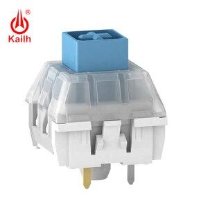 Image 2 - Kailh لوحة المفاتيح الميكانيكية صندوق ثقيل أصفر داكن/أزرق/برتقالي التبديل ، مفاتيح مقاوم للماء والغبار ، 80 مليون دورة الحياة
