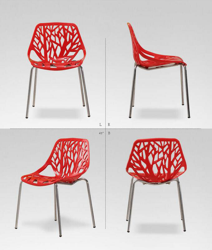 Online buy wholesale metal chair from china metal chair for Chaise restaurant