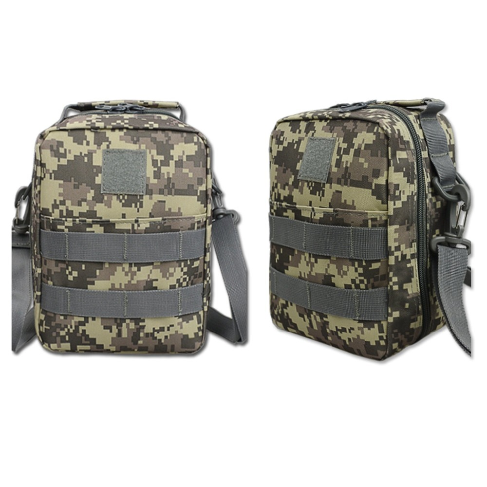 compact tactical molle medical utility bag emt pouch war ifak first aid shoulder utility pouch for hunting outdoor sports