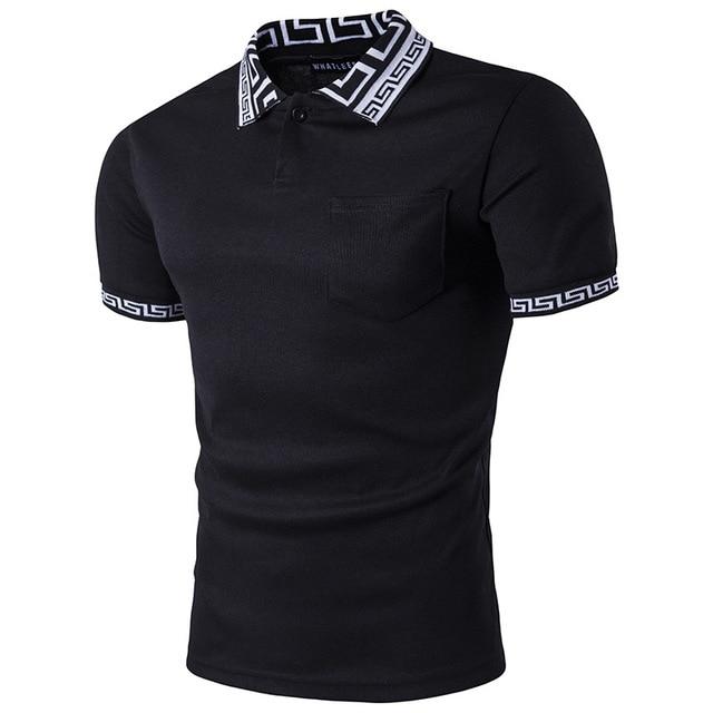 Polo D'été 2017 Poignets Mode Hommes De Chemises Markyi Élastique SXpw6q