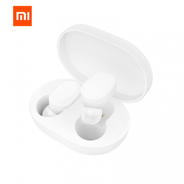 Original Xiaomi MIjia Airdots TWS Bluetooth 5.0 Earphone Youth Version Touch Control with Charging Box