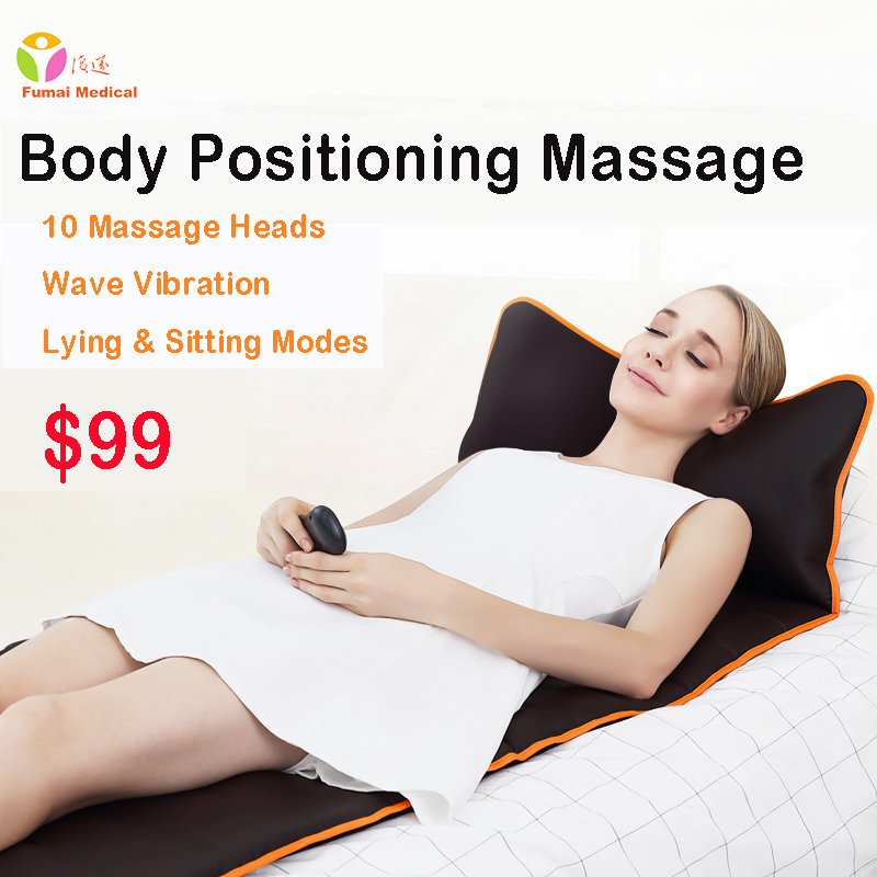 Portable Full Body Electric Massage Chair Vibration Cushion Seat Neck Waist Back Massage Pad Cervical Vertebra Heating Massager b12 6d airbag massage chair body back waist and neck cervical multifunctiona vertebrate massagerl chair cushion