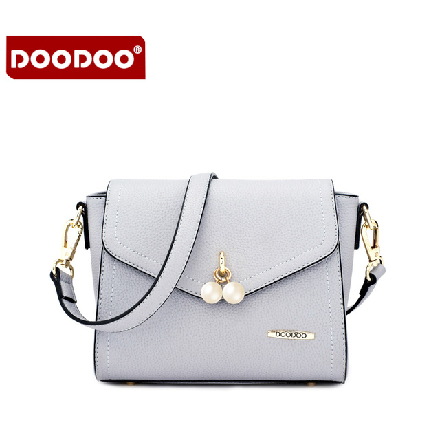 Doodoo Women S Bag Fashion Double Shoulder Strap Messenger Packet Luxury Brand Bags Small Square