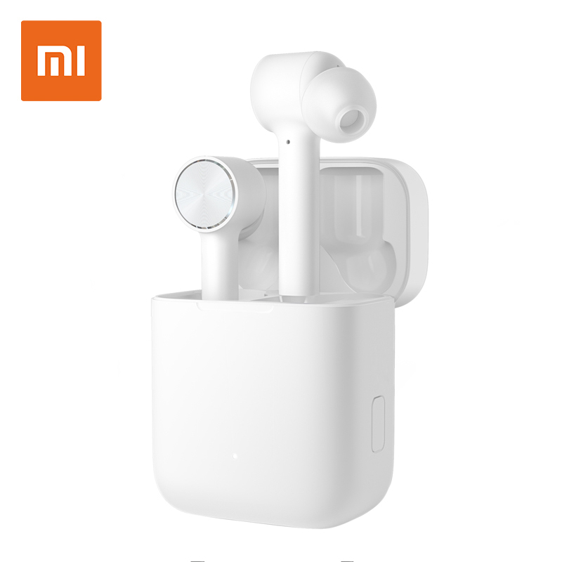 Original Xiaomi Airdots Pro TWS Earbuds Bluetooth Earphone Wireless Headset Stereo ANC Switch ENC Auto Pause