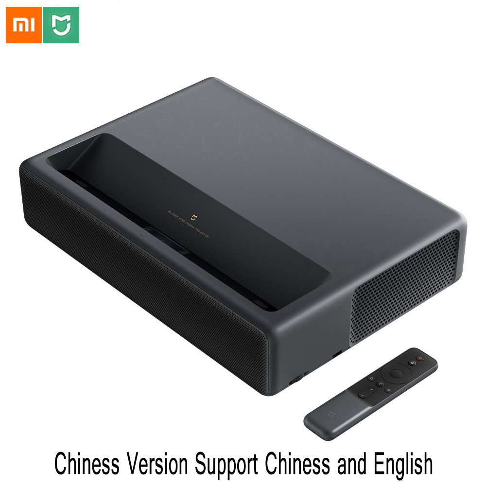 Original Xiaomi Mijia 4K Laser Projection TV Home Theater 150 Inch Wifi Bluetoot