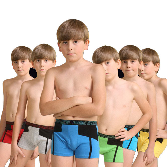 Aliexpress.com : Buy Cool Boys Boxers Underwear Multi Color Kids ...