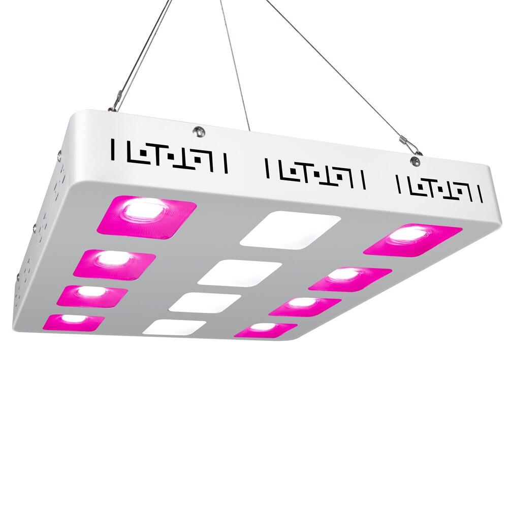 COB LED grandir lumière spectre complet 300 W 600 W 1200 W LED plante pousser lampe pour plante d'intérieur floraison hydroponique serre pousser tente