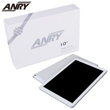 ANRY 10 inch Original Design 3G Phone Call Android 7.0 Quad Core 4G+32G Android Tablet pc WiFi Bluetooth GPS IPS Tablets 10.1 10 1 inch official original 3g phone call google android 7 0 quad core ips pc tablet wifi rom 32gb pcs 9 10 android tablet pc