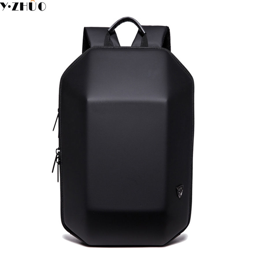 Unique design 3D three-dimensional man backpacks nylon Waterproof double shoulder bag mochila travel backpack bags for school protector plus 25l waterproof nylon backpacks military backpack double shoulder multifunction women bag men travel backpack