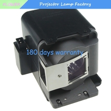 Projector lamp with housing 5J.J6R05.001 5J.J7E05.001 for BENQ MX766 MW767 projectors цена 2017