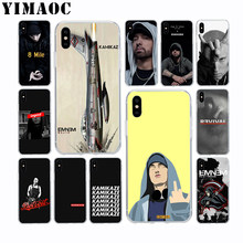 Coque en silicone souple YIMAOC Kamikaze Eminem pour Apple Iphone 11 Pro Xr Xs Max X 10 8 Plus 7 6S 6 Plus SE 5S 5 7Plus 8 Plus(China)