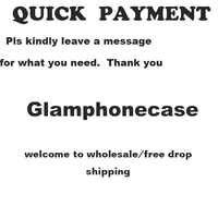 Pagamento rápido obrigado por comprar para o cliente vip/transporte da gota livre