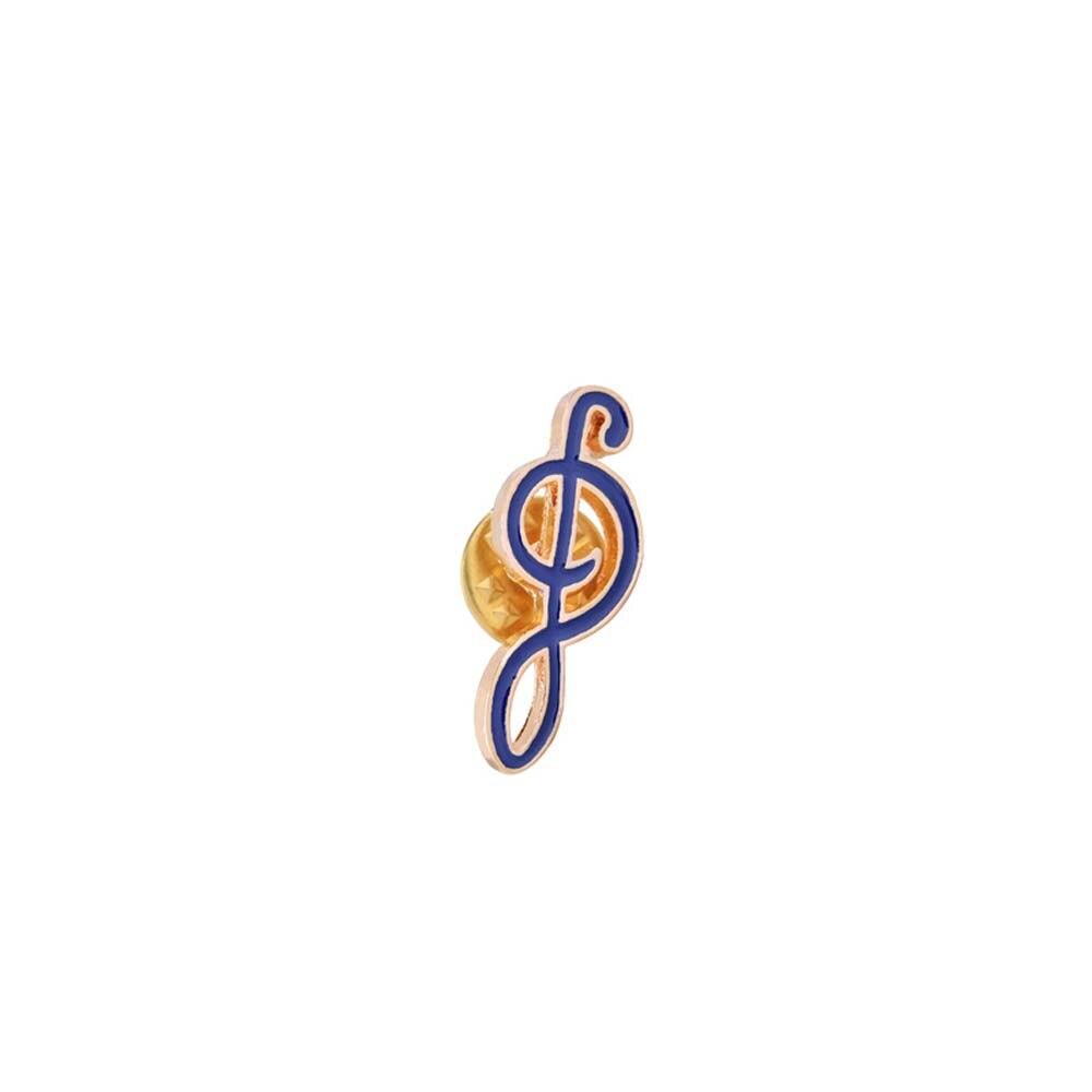 MJARTORIA Creative 1pc Music Pins Women Badge Collar Jacket Shoe Lips Brooch Pins Gils Decorative Clothing Bag Gifts