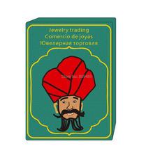 Jaipur board თამაში უფასო გადაზიდვა, წარმოუდგენელი mtg ხარისხი, ჯადოსნური ოჯახი თამაში შეიძლება შეგროვება ბედნიერი სიცილი